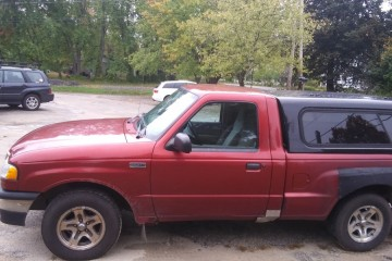Junk Mazda B-Series Pickup 1998 Photo
