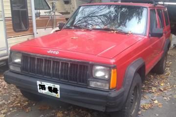 Jeep Cherokee 1996