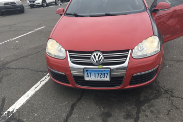 Junk Volkswagen Jetta 2008 Photo