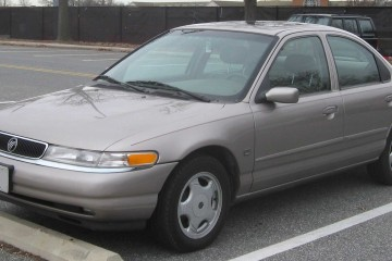 Junk Mercury Mystique 1997 Photo