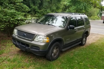Ford Explorer Sport 2002 - Photo 1 of 4