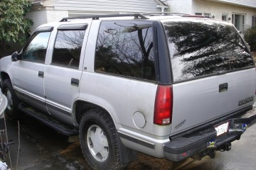Chevrolet Tahoe 1996 - Photo 1 of 3