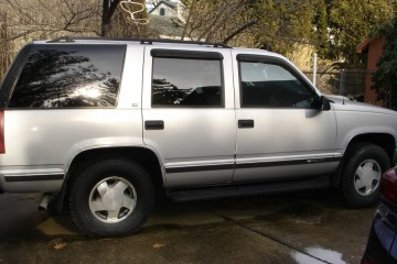 Chevrolet Tahoe 1996 - Photo 3 of 3