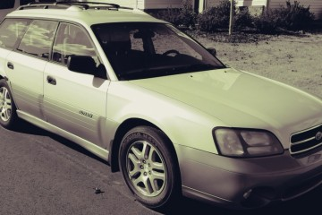 Subaru Outback 2002 - Photo 1 of 2