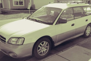 Subaru Outback 2002 - Photo 2 of 2