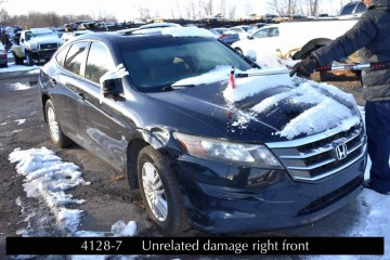 Honda Crosstour 2012 - Photo 2 of 4