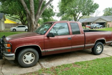 Chevrolet C/K 1500 Series 1998 - Photo 1 of 3