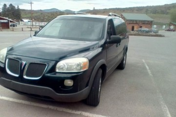Pontiac Montana SV6 2006