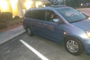 Honda Odyssey 2005 - Photo 3 of 3