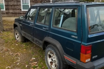 Jeep Cherokee 1996 - Photo 2 of 2