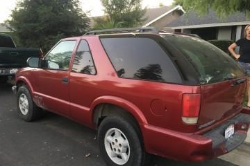 Chevrolet Blazer 1999 - Photo 2 of 2