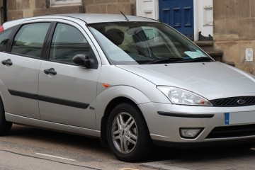Junk Ford Focus 2001 Photo