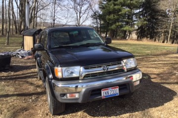 Toyota 4Runner 2001 - Photo 1 of 6