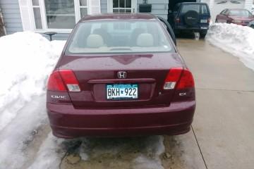 Honda Civic 2004 - Photo 4 of 4