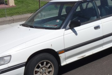 Subaru Legacy 1993 - Photo 1 of 3