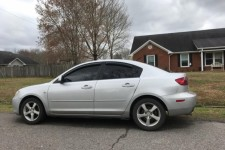 Mazda Mazdaspeed 3 2007