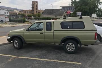 Nissan Frontier 1998