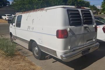 Dodge Ram Van 1994