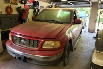 Ford F-150 2000 - Photo 1 of 2