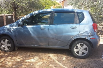 Chevrolet Aveo 2007 - Photo 1 of 6