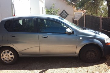 Chevrolet Aveo 2007 - Photo 3 of 6