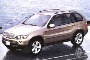 Junk BMW X5 2004 Image