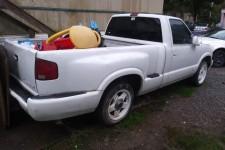 Chevrolet S-10 1996