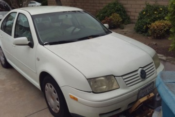 Volkswagen Jetta 2001 - Photo 1 of 4
