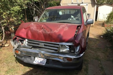 Toyota T100 1997 - Photo 3 of 4