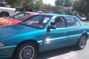 Pontiac Grand Am 1993