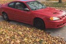 Pontiac Grand Am 2004