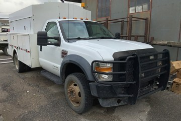 Junk Ford F-450 Super Duty 2008 Image