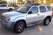 Nissan Xterra 2000
