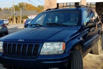 Jeep Grand Cherokee 2000 - Photo 3 of 3