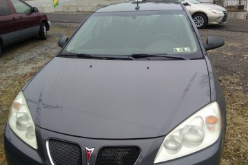 Pontiac G6 2008 - Photo 1 of 6