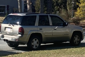Chevrolet TrailBlazer 2003 - Photo 1 of 2