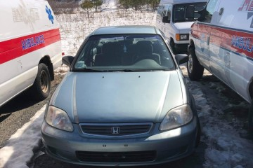 Honda Civic 2000 - Photo 2 of 2