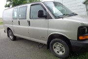 Chevrolet Express Cargo 2005
