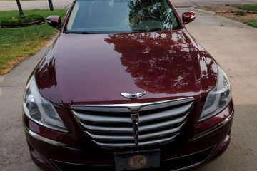 Hyundai Genesis 2012 - Photo 4 of 5