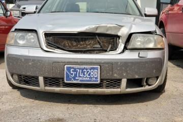 Audi allroad quattro 2005 - Photo 2 of 4