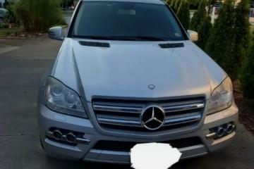 Mercedes-Benz GL-Class 2011 - Photo 2 of 7