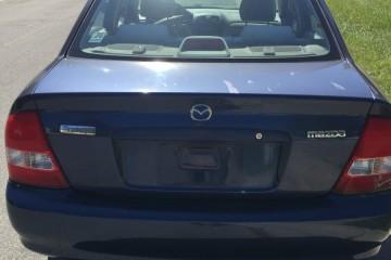 Mazda Protege 2000 - Photo 4 of 8