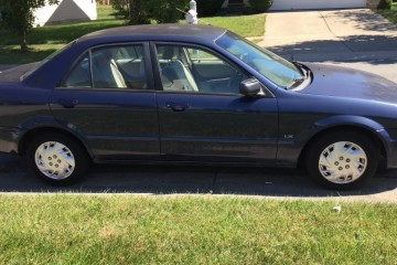 Mazda Protege 2000