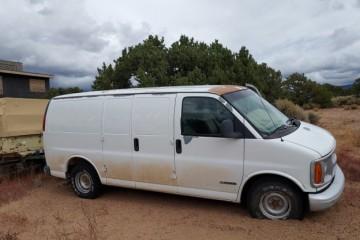 Chevrolet Express Cargo 2000