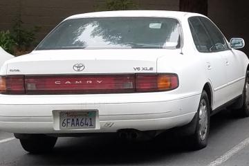 Toyota Camry 1994 - Photo 2 of 3