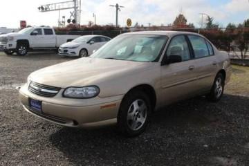 Chevrolet Malibu 2003