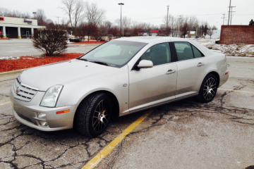 Cadillac STS 2006 - Photo 1 of 5