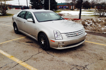 Cadillac STS 2006 - Photo 3 of 5