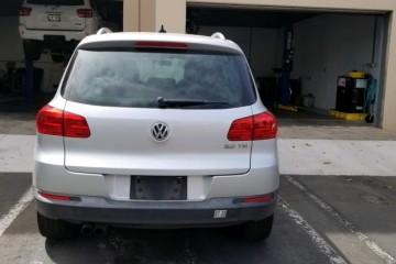 Volkswagen Tiguan 2012 - Photo 2 of 3