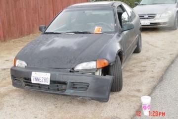 Honda Civic 1996 - Photo 3 of 3